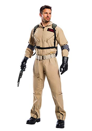 Charades Premium Ghostbusters Mens Fancy Dress Costume Large
