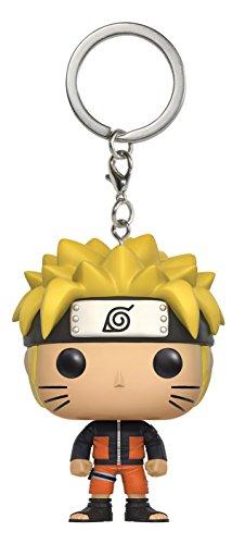 Funko 10663-PDQ Schlüsselanhänger Figur Shippuden: Naruto, unisex-child