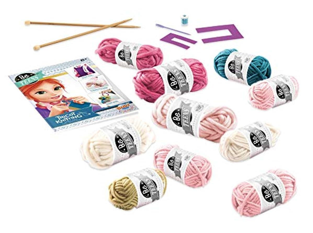 Buki 5301 Knitting Craft Kit