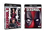 Pack Deadpool - Incluye: Deadpool 2 + Deadpool Blu-Ray 4k Uhd [Blu-ray]