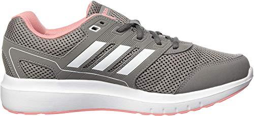 adidas Duramo Lite 2.0, Zapatillas para Correr para Mujer, Dove Grey/FTWR White/Glory Pink, 37 1/3 EU