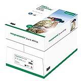 inapa Papel reciclado para impresora Recyconomic PureWhite 80 g/m², A3, 2500 hojas (5 x 500), sin rayas, mate, color blanco