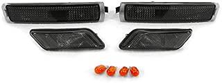 CPW (tm) Euro Smoke Bumper + Fender Side Marker Lights For M Roadster Coupe 8PCS BMW Z3 Z3M E37