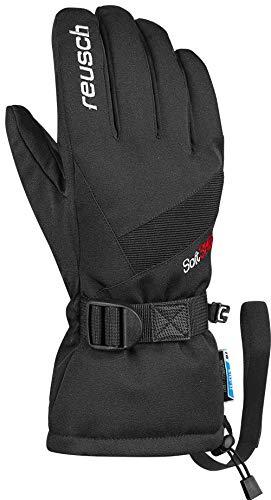 Reusch Outset R-Tex XT Handschuhe, Black/White, 8.5