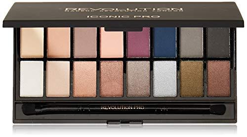 Makeup Revolution–Set di ombretti Palette Iconic Pro 2