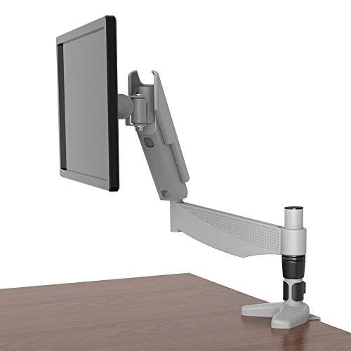 LCS - Support pour écran d'ordinateur de Bureau - Rotation 360° - pour écran de 14\