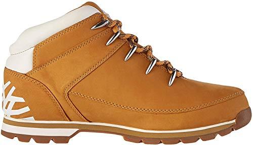 Timberland Herren Euro Sprint Hiker Chukka Boots, Gelb (Wheat Yellow), 47.5 EU