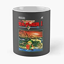 Zelda Link Legend Of Japanese Video Games Funny Christmas Day Mug Gifts Ideas For Mom - Great Ceramic Coffee Tea Cup