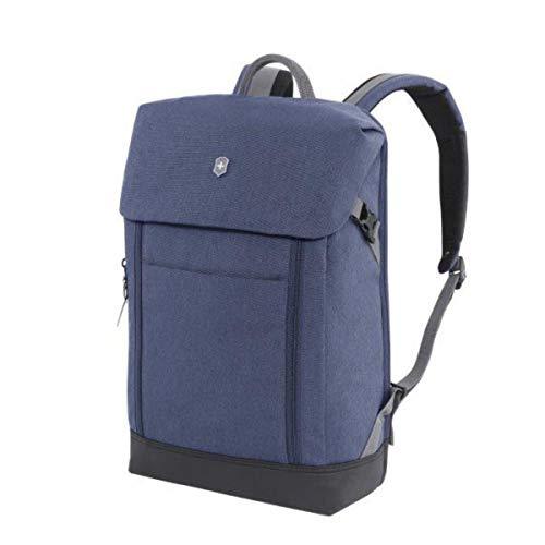 Victorinox Altmont Classic Deluxe Flapover Laptop Rucksack - 15,4 Zoll Unisex Damen/Herren - Blau