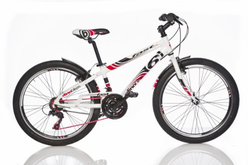 Bicicleta Niño 24 Pulgadas Dino Bikes Fast Boy Freno Delantero y Trasera...