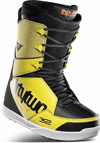 Thirty Two Lashed Mens Snowboard Boots Black/Yellow Sz 12