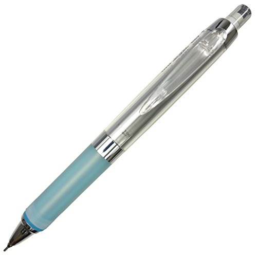 Uni Alpha-Gel Kuru Toga Mechanical Pencil, 0.5 mm, Blue Body (M5858GG1P.33)