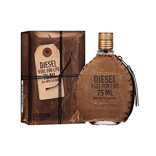 Diesel Fuel For Life By Diesel For Men. Eau De Toilette Spray 2.5-Ounces