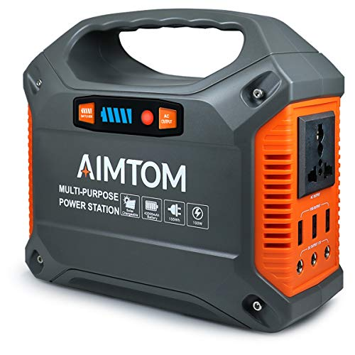AIMTOM 42000mAh 155Wh Power Station