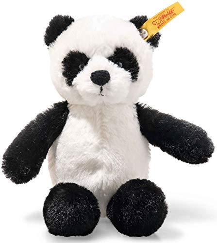 Steiff 75810 Soft Cuddly Friends Ming Panda, schwarz/weiß