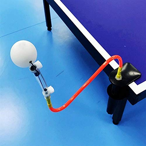 Purchase HABADOG Professional Table Tennis Robot Ping Pong Ball Machine Portable Training Accessorie...