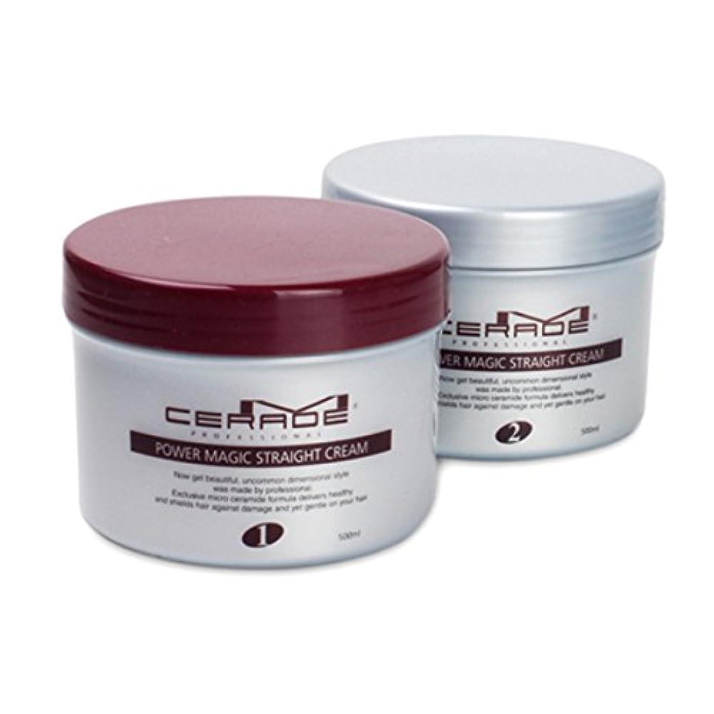 キャンペーンジャンク深遠【韓国コスメ】[Somang/希望]Somang Mcerade Power Magic Straight Cream (500ml+500ml)/希望エムセロッドパワーマジックストレートクリーム(海外直送品)