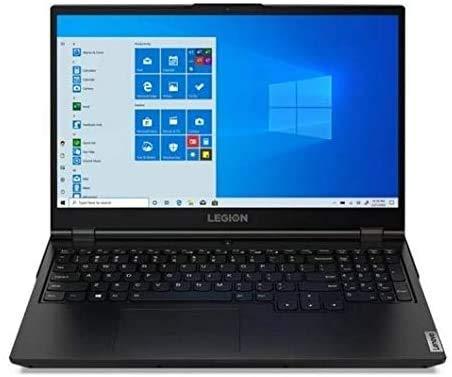 Lenovo Legion 5 - Ordenador portátil Gaming 15.6' FullHD (Intel Core i7-10750H, 16GB RAM, 1TB SSD, GeForce GTX 1660Ti 6GB, Sin Sistema O.) Negro