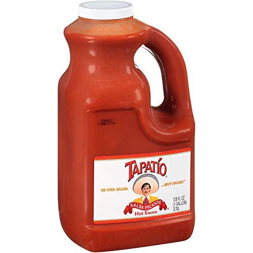 Tapatio Salsa Picante Hot Sauce, 128 Ounce by Tapatio