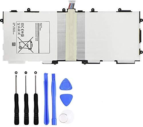 """AKKEE T4500E Tablet Batería para Samsung Galaxy Tab 3 10.1"""" P5210 P5200 P5213 P5220 GT-P5200 GT-P5210 GT-P5213 GT-P5220 with Tools T4500C 3.8V 6800mAh"""