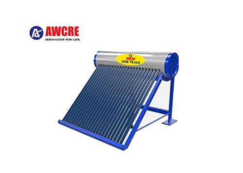 AWCRE- Solar Water Heater- 300 LPD - Best Product for Indian Climate