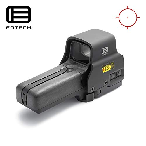 EOTECH 518.A65, Holographic Weapon Sights, 1 MOA, Not Night Vision Compatible, Black, Length: 5.60'