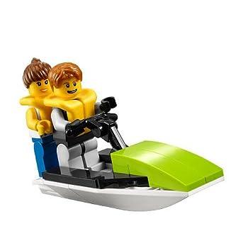 LEGO City Minifigure Jet Ski Adventure 30015  Bagged