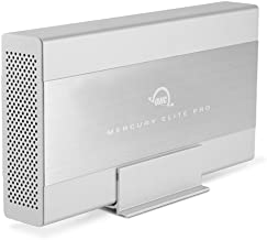 OWC 2.0TB Mercury Elite Pro Desktop Storage Solution, 7200RPM eSATA/FW800/FW400/USB3.1
