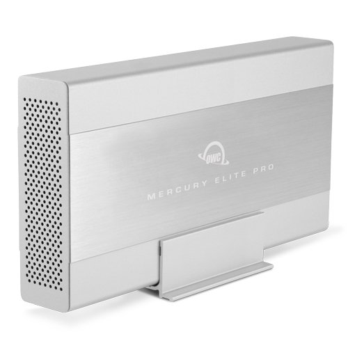 OWC 3.0TB Mercury Elite Pro Desktop Storage Solution, 7200RPM eSATA/FW800/FW400/USB3.1