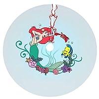 リトルマーメイド アリエル クリスマスツリースカート クリスマス飾り立体飾り下敷物 円形 豪華 クリスマスパーティー オーナメント 雰囲気 クリスマス用品 三種類のサイズ