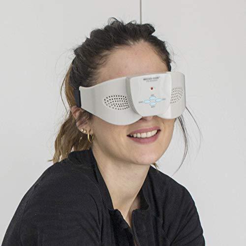 ECODE Gafas con Masaje por Puntos de Presión Relajante 20 Puntos De Acupuntura Relax ECO-314