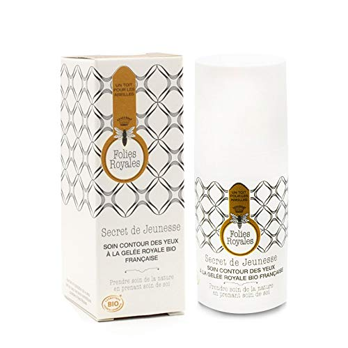Contour des Yeux Crème Bio - Soin Anti Cernes...