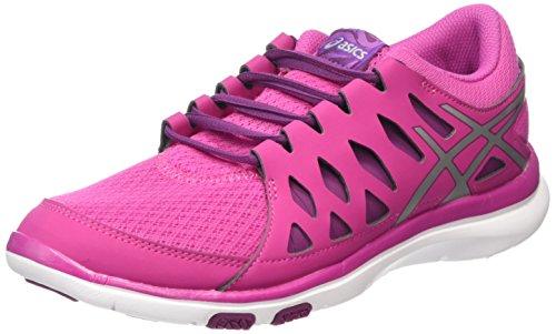 ASICS Damen Gel-Fit Tempo 2 Outdoor Fitnessschuhe, Pink (Berry/Silver/Plum 2193), 40.5 EU