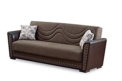 BEYAN Toronto Large Convertible Sofa Bed