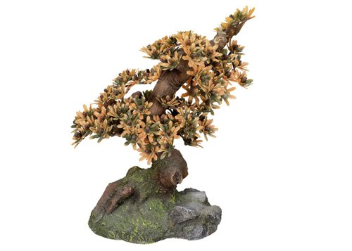 Nobby Bonsai Aquarium Ornamenten, 10,5 x 16 x 19 cm