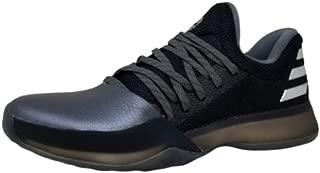 adidas Men's Harden Vol 1,  Grey Four/Carbon/Core Black,  9 M US