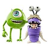 Disney Pixar Muñeco Figura Mike y Boo (Mattel GLX81) , colo