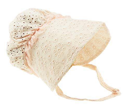 Glamour Girlz Bonnet brodé pour bébé fille garçon 3-12 mois (Rose)