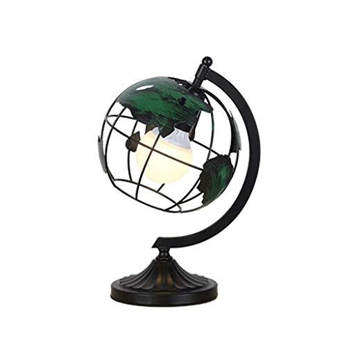 JYDQM Lámpara de Mesa esférica Lámpara de Mesa de Noche Decorativa for Dormitorio, Sala de Estar, Comedor, Cocina