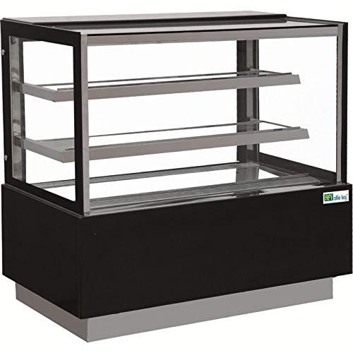Vetrinetta frigo destra da pasticceria 4 lati vetrate, L 900 a 1800 mm, AFI Collin Lucy, 1800 mm