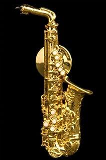 Future Primitive 566 - Alfiler de joyería para saxofón alto