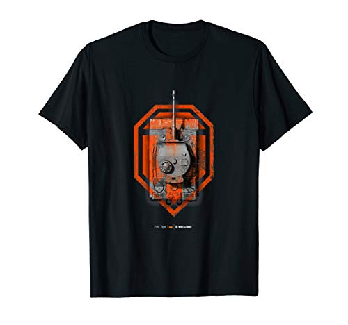 World of Tanks Tiger I Shield T-Shirt