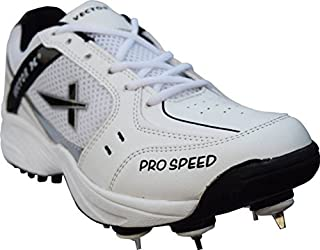Vector X Pro Speed Half Spike Cricket Shoes Size - 6