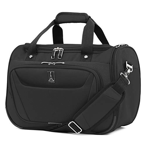 Travelpro Maxlite 5-Lightweight Underseat Carry-On Travel Tote Bag, Black, 18-Inch