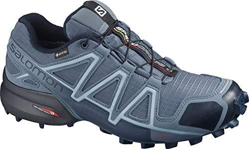 Salomon Damen SPEEDCROSS 4 GTX W Trail Running Schuhe, Blau (Copen Blue/Navy Blazer/Dark Denim), 40 EU