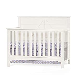 Forever Eclectic Woodland 4-in-1 Convertible Baby Crib