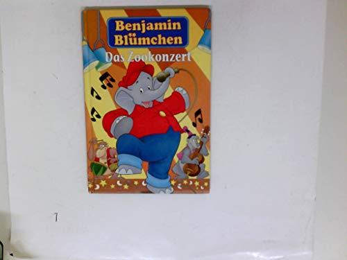 Benjamin Blümchen Das Zookonzert