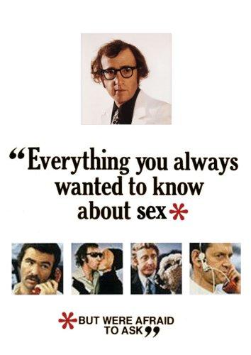 Was Sie schon immer über Sex wissen wollten...
