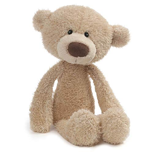 "GUND Toothpick Teddy Bear Stuffed Animal Soft Plush, Beige, 22"" Now $9.45 (Was $20.00)"