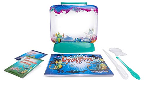 Aqua Dragons- Mundo Submarino Juguete Educativo, Multicolor (World Alive 4002)